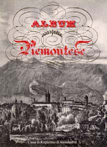 Album Piemontese - Fondazione Cassa di Risparmio di Alessandria | Fondazione CRA