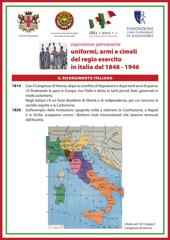 Volantino-Uniformi - Fondazione Cassa di Risparmio di Alessandria | Fondazione CRA